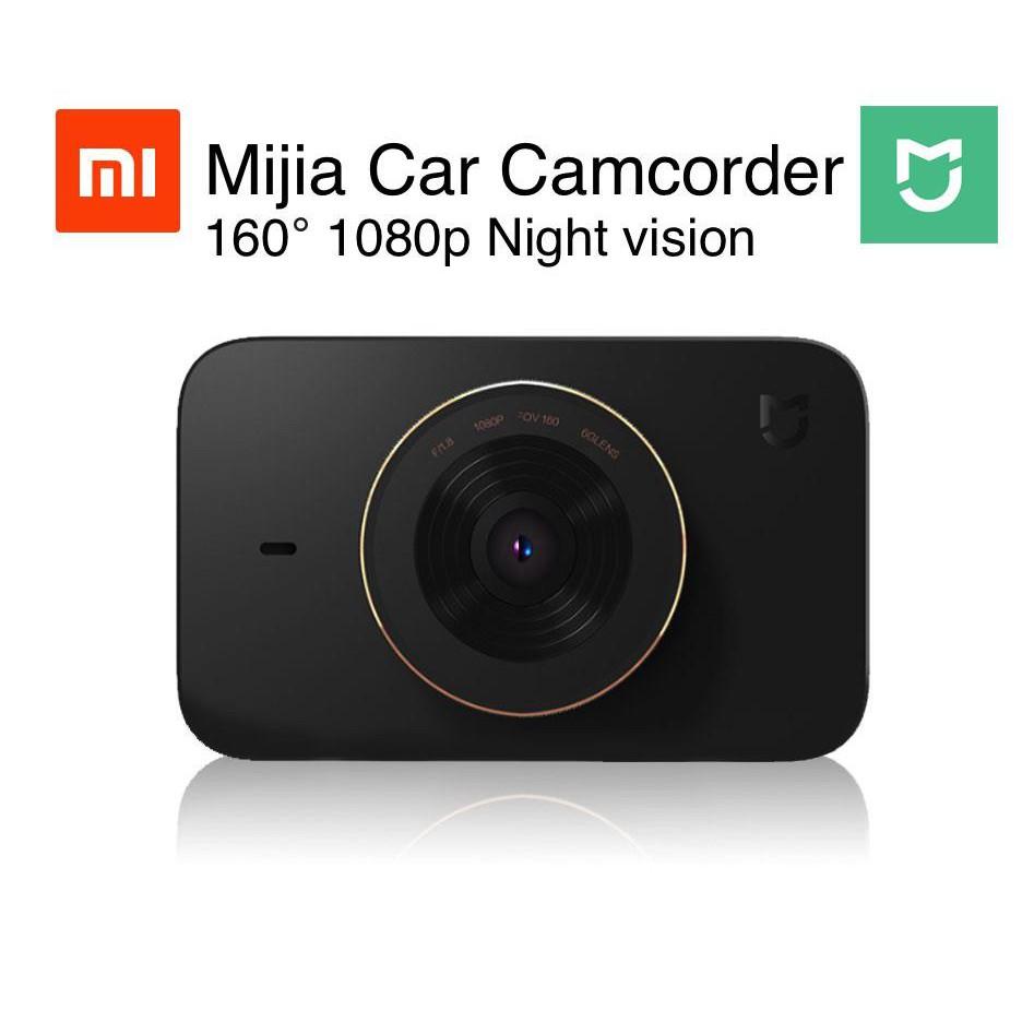 Hướng Cài Đặt Camera Hành Trình Mijia Car