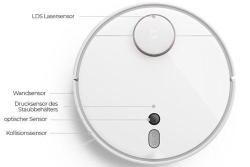 Xiaomi ra robot hút bụi thông minh phiên bản mới 1S