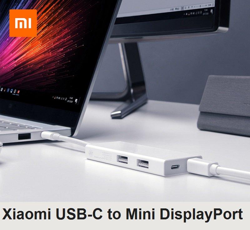 Xiaomi USB-C to Mini DisplayPort (Tạm hết hàng)