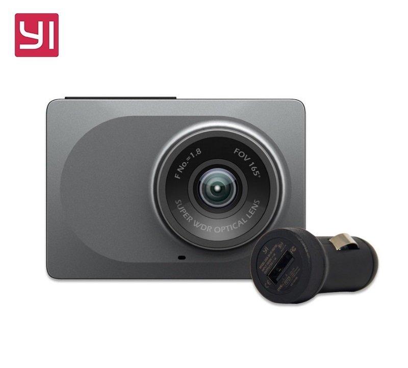 Camera hành trình cho ô tô Yi 2k 1296p (bản Tiếng Anh)