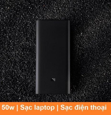 Pin dự phòng 20000mAh Gen3 pro 50w Xiaomi