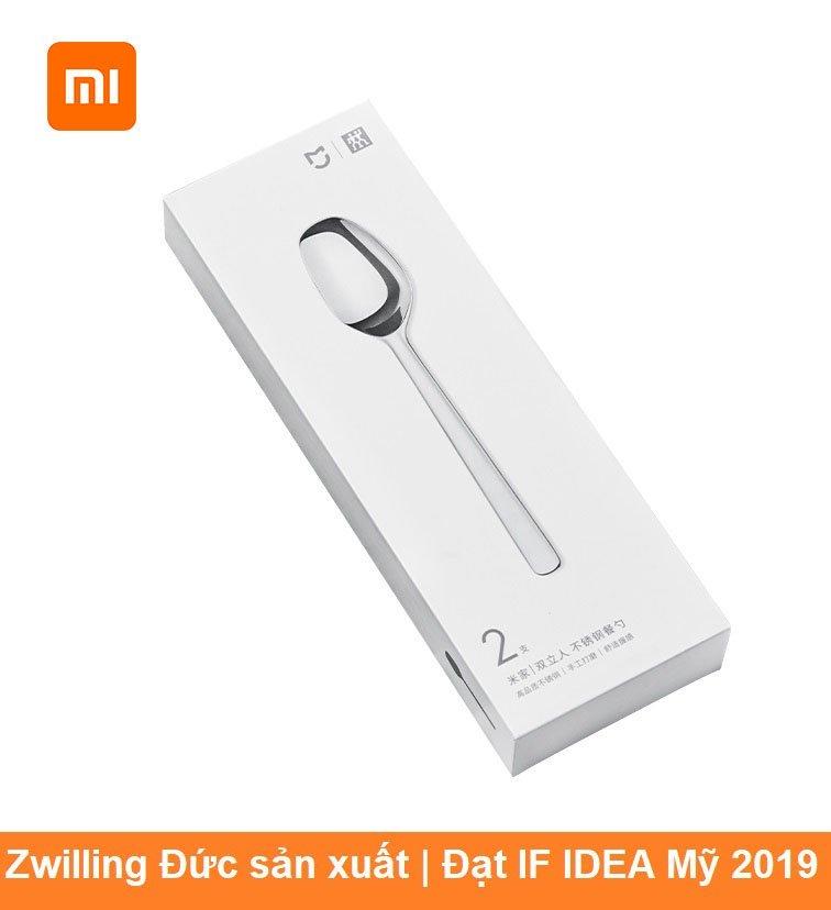 Bộ dao thìa nĩa cao cấp Xiaomi mijia 2 cái