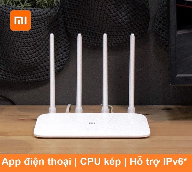Bộ phát wifi Xiaomi Router4a Gigabit 1000Mbps