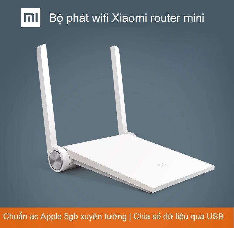 Bộ phát wifi Xiaomi Router Mini (Tạm hết hàng)