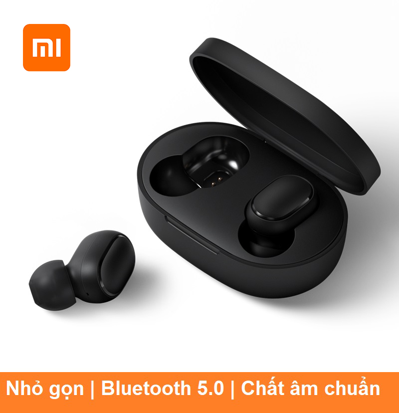 TAI NGHE XIAOMI REDMI AIRDOTS BLUETOOTH TRUE WIRELESS
