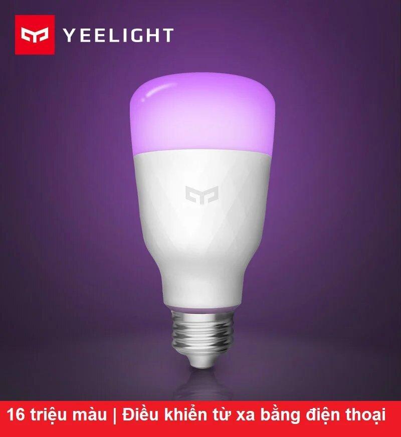 Bóng đèn thông minh Xiaomi Yeelight LED 1s 2019
