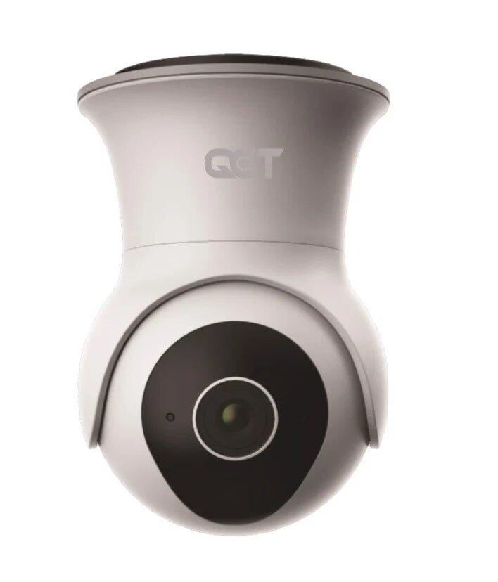 Camera ngoài trời QCT xoay 360 độ 1080p quốc tế