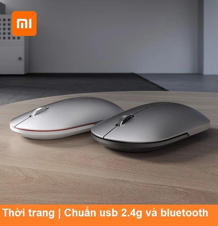 Chuột 2 chuẩn kết nối Xiaomi XMWS001TM