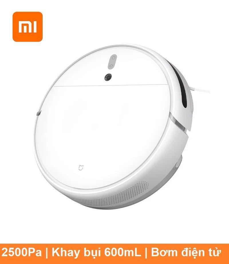 Robot hút bụi lau nhà Xiaomi Mijia 1C Quốc Tế