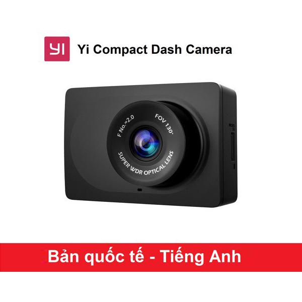 CAMERA HÀNH TRÌNH FULL HD 1080P YI COMPACT | (Tạm hết hàng)