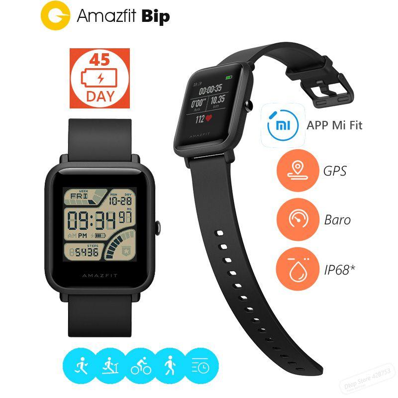 Đồng hồ Xiaomi Amazfit Bip Quốc tế