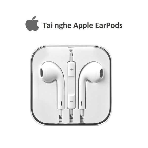 TAI NGHE APPLE EARPODS IPHONE 6,7