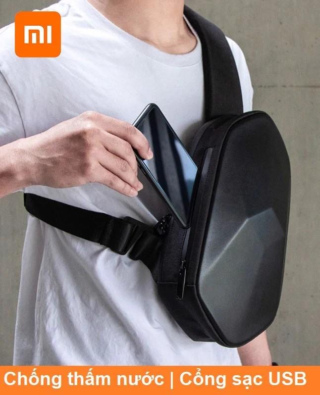 Túi đeo chéo xiaomi beaborn chống thấm nước