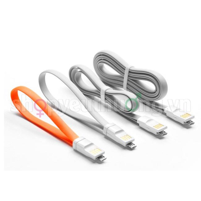 DÂY SẠC NHANH XIAOMI MICRO USB | (Tạm hết hàng)