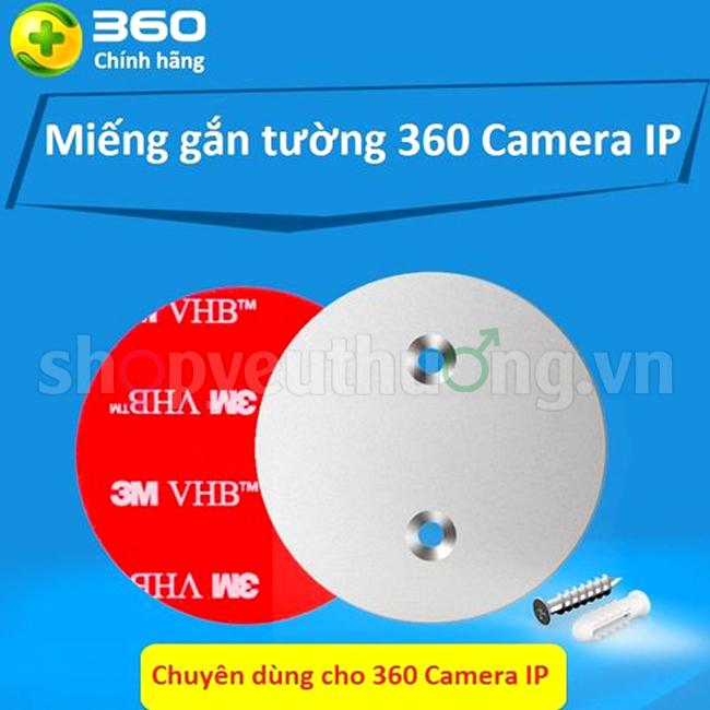 MIẾNG GẮN TƯỜNG 360 CAMERA IP
