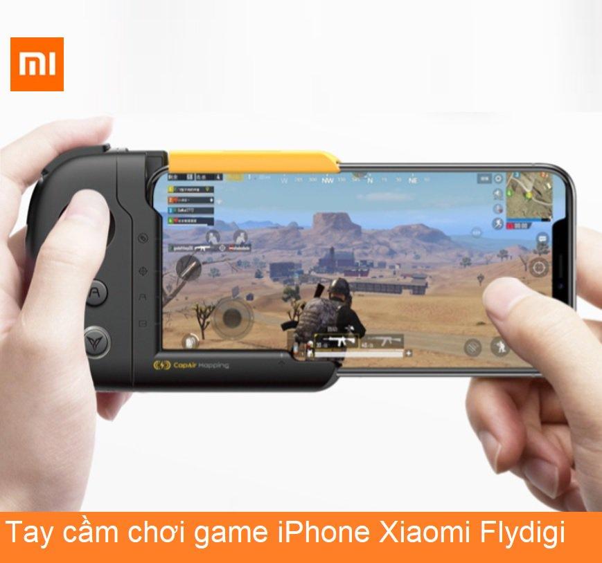 TAY CẦM CHƠI GAME IPHONE XIAOMI FLYDIGI (Tạm hết hàng)