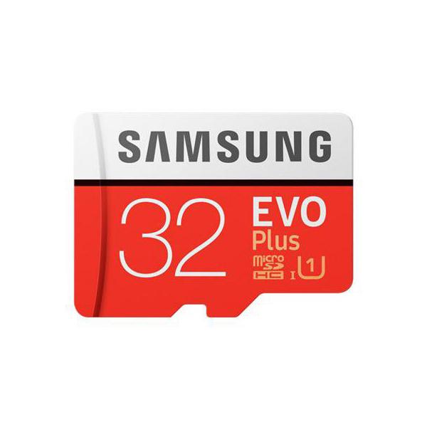 THẺ NHỚ MICROSD SAMSUNG EVO PLUS U1 32GB 2017 | (Tạm hết hàng)
