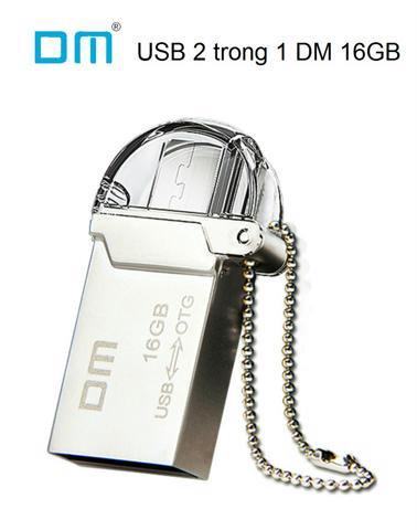 USB 2 TRONG 1 DM | (Tạm hết hàng)